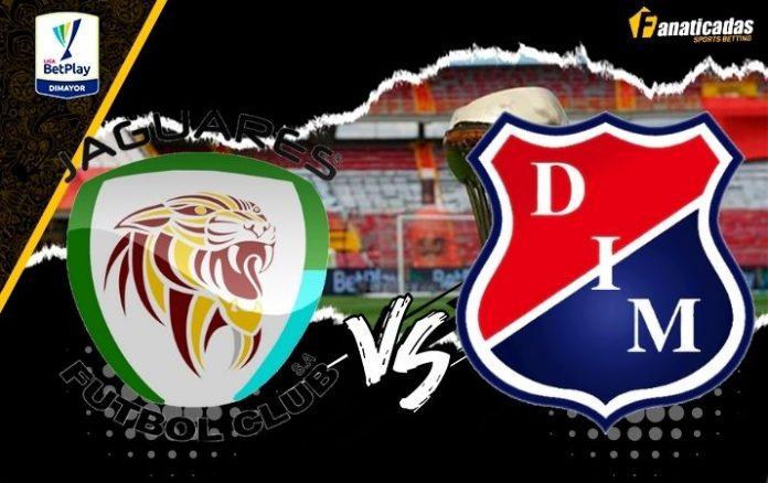 Previa Liga Betplay | Jaguares vs. DIM : Pronósticos