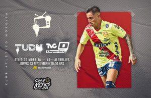 Apuéstale al partido entre Morelia vs Alebrijes Oaxaca por la Liga de Expansión MX