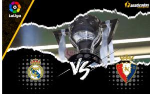Pronóstico Real Madrid vs Osasuna | Análisis, cuotas, apuesta