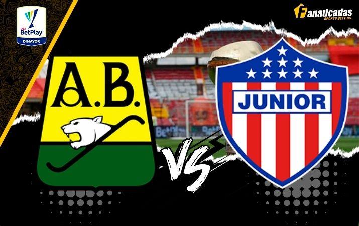 Liga Betplay Previa Bucaramanga vs. Junior Pronósticos