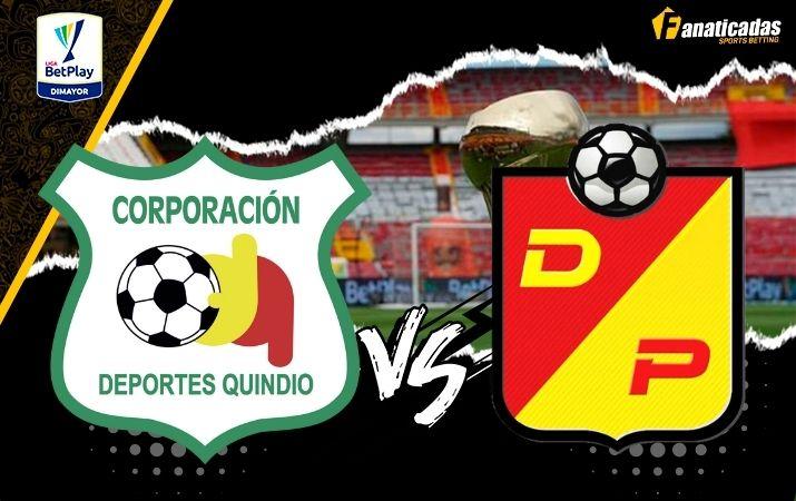 Liga Betplay   Previa Quindío vs. Pereira   Pronósticos   Fanaticadas
