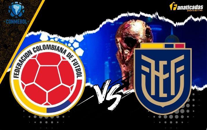 Previa Eliminatorias Sudamericanas Colombia vs. Ecuador Pronósticos