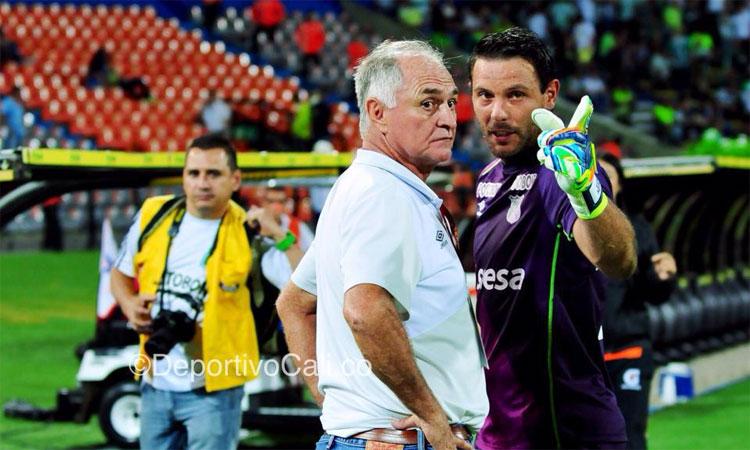 ¿Qué ha sido de Ernesto Hernández, el arquero de la novena estrella de Deportivo Cali?