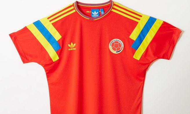 escribir una carta Partina City Aplicar  Dónde conseguir la camiseta adidas roja de Colombia en Italia 90?
