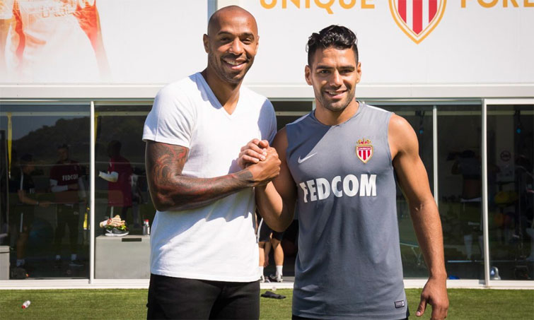 Thierry Henry Falcao