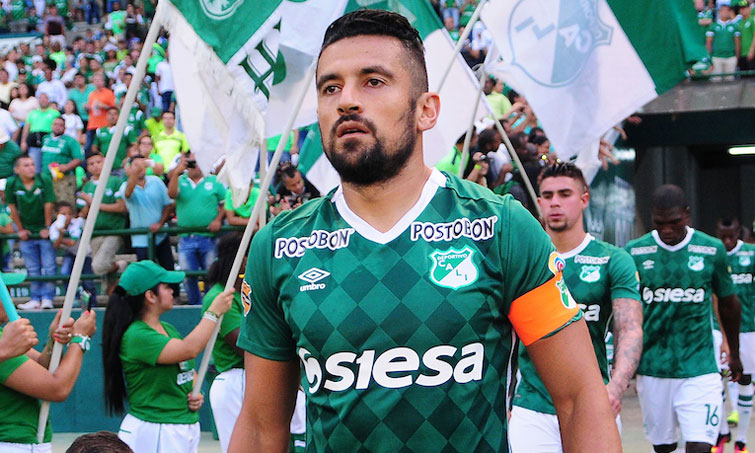 Andrés Pérez Deportivo Cali
