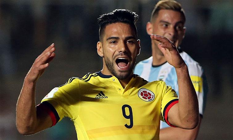 Falcao Selección Colombia