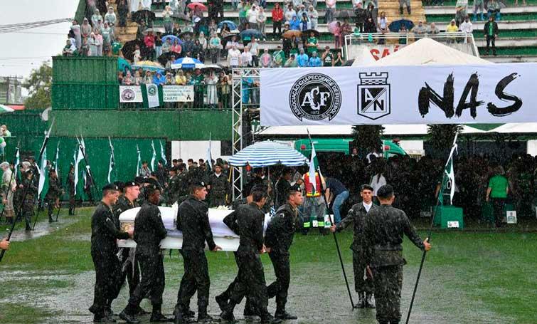 Atlético Nacional Chapecoense