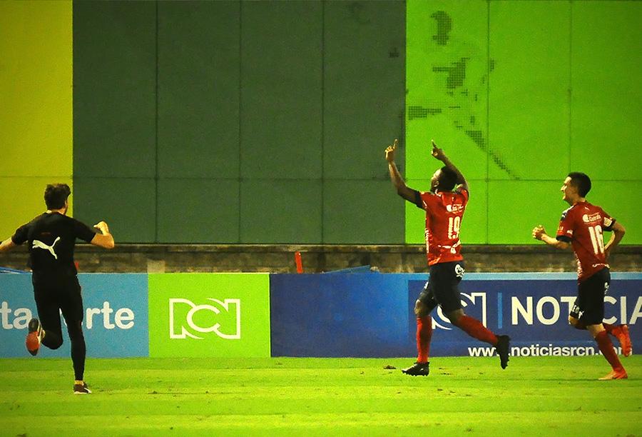 Carlos Ibargüen - Alianza Petrolera 1-2 Medellín