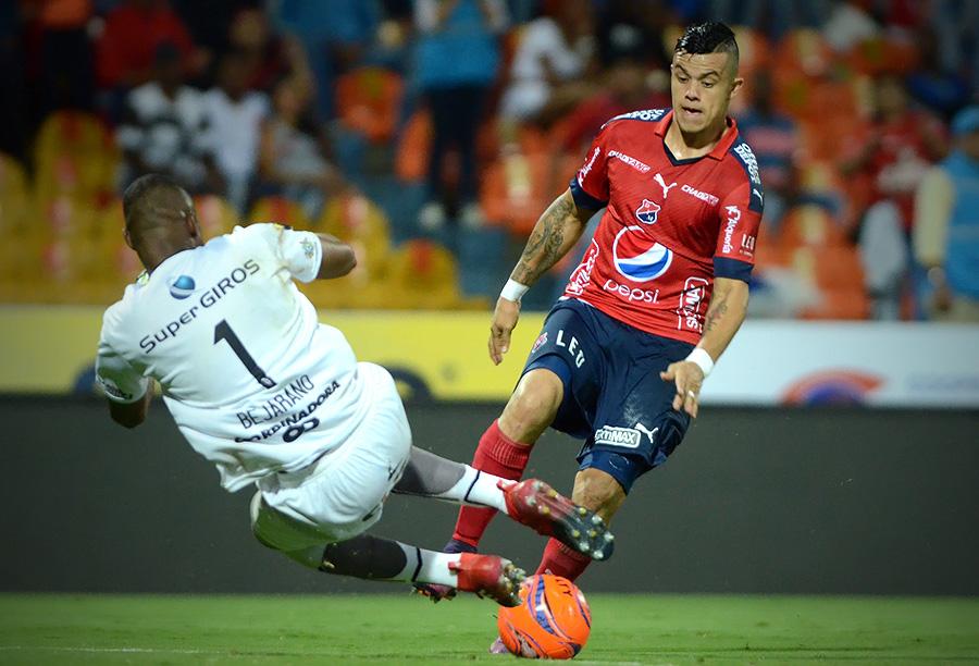 Leonardo Castro - Medellín 2-2 América Liga Águila 2018-I