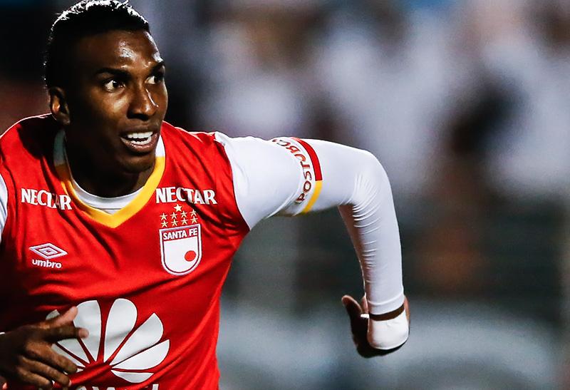 Johan Arango Independiente Santa Fe