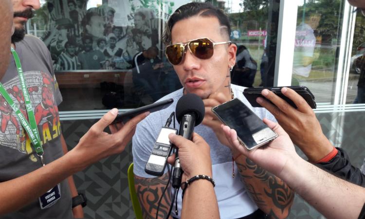 Dayro Moreno en Nacional