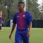 Yeison Tolosa Barcelona