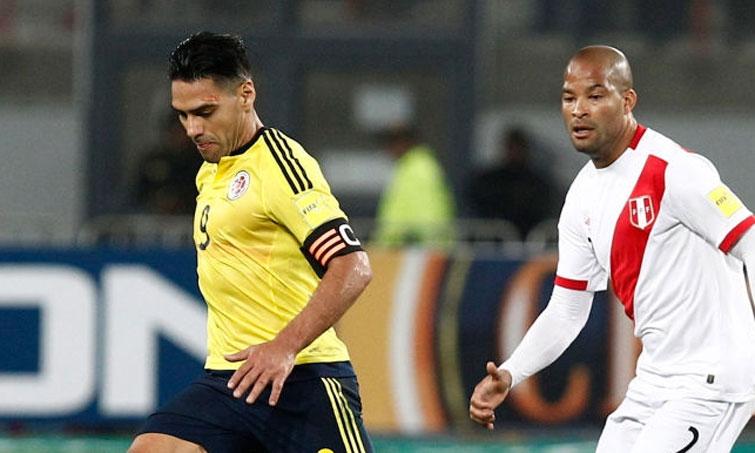 Falcao Selección de Perú