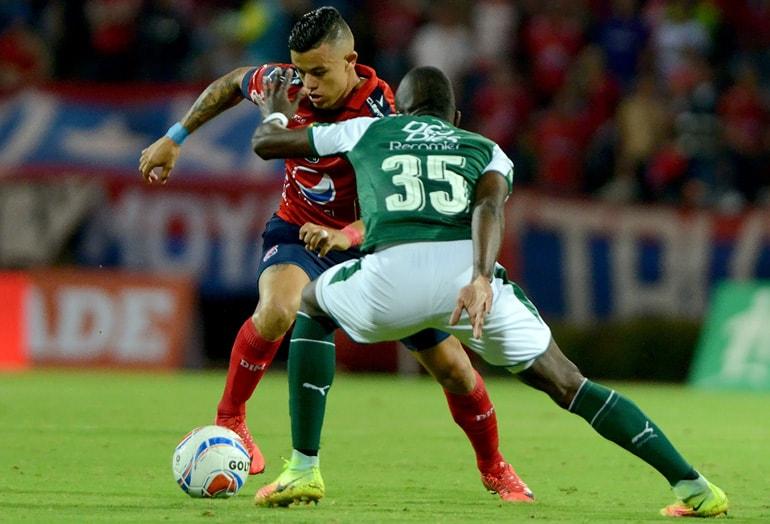 DIM 2-1 Deportivo Cali