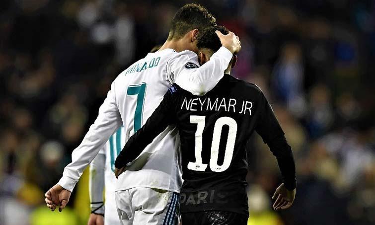 Cristiano Neymar