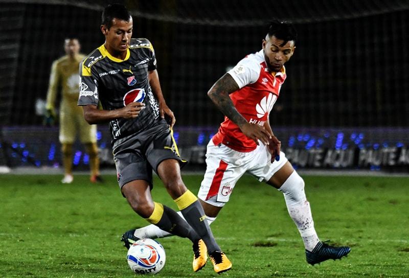 Andrés Ricaurte Medellín - Santa Fe Liga Águila 2018-I