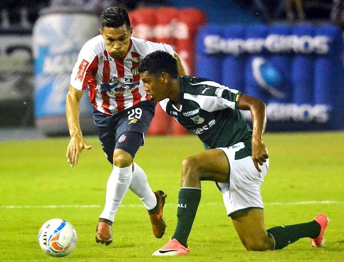 Junior 2-1 Cali I Liga Águila 2018-1