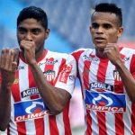 Luis Narváez y Luis Díaz - Junior FC