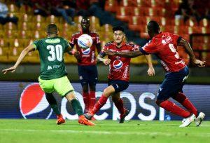 Medellín 1-0 Equidad