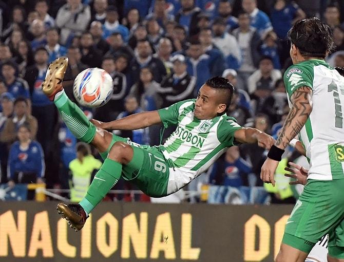 Vladimir Hernández Millonarios – Nacional Liga Águila 2018-1