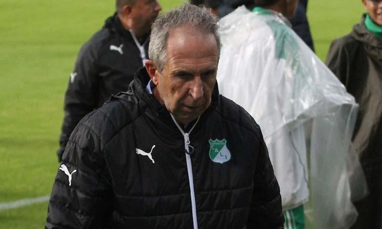 Gerardo Pelusso Deportivo Cali