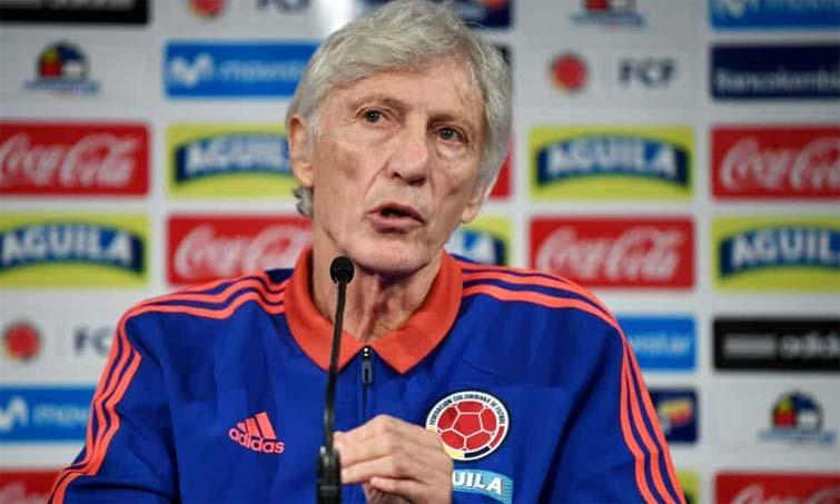 José Pékerman Colombia