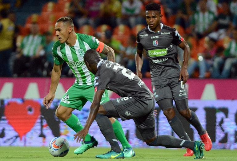 Atlético Nacional - Once Caldas Liga Águila 2018-1