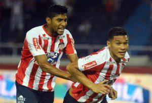Luis Carlos Ruiz y Teófilo Gutiérrez – Atlético Junior
