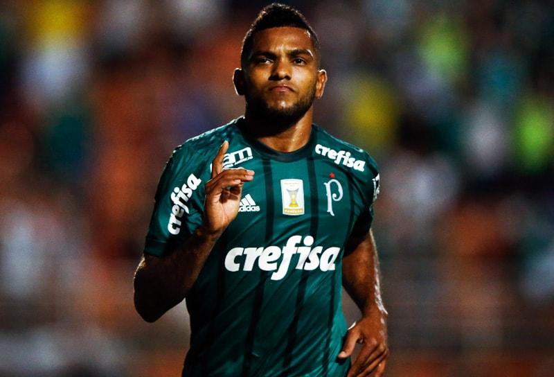 Miguel Ángel Borja - Palmeiras