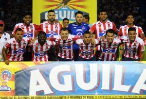 David Murillo Junior de Barranquilla Liga Águila 2018-1