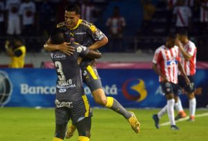 Junior 0-1 Medellín Cuartos de final Liga Águila 2018-1