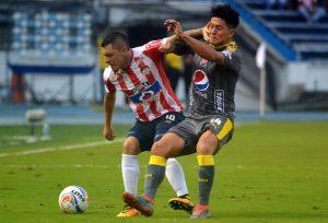 Junior FC 0-1 DIM Liga Águila 2018-1