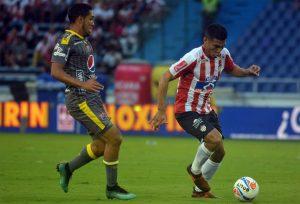 Junior FC 0-1 DIM Liga Águila 2018-1 I