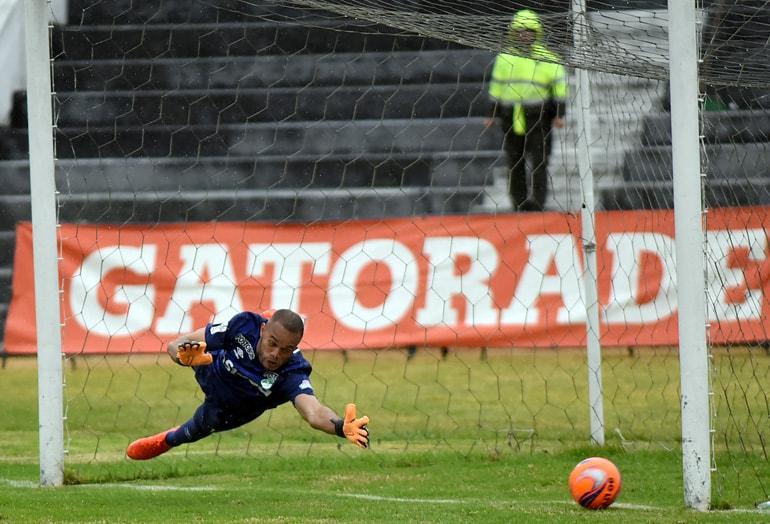 Pablo Mina Deportivo Cali Liga Águila 2018-1