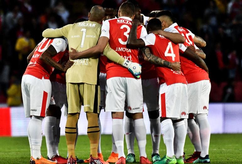 Santa Fe Copa Libertadores 2018