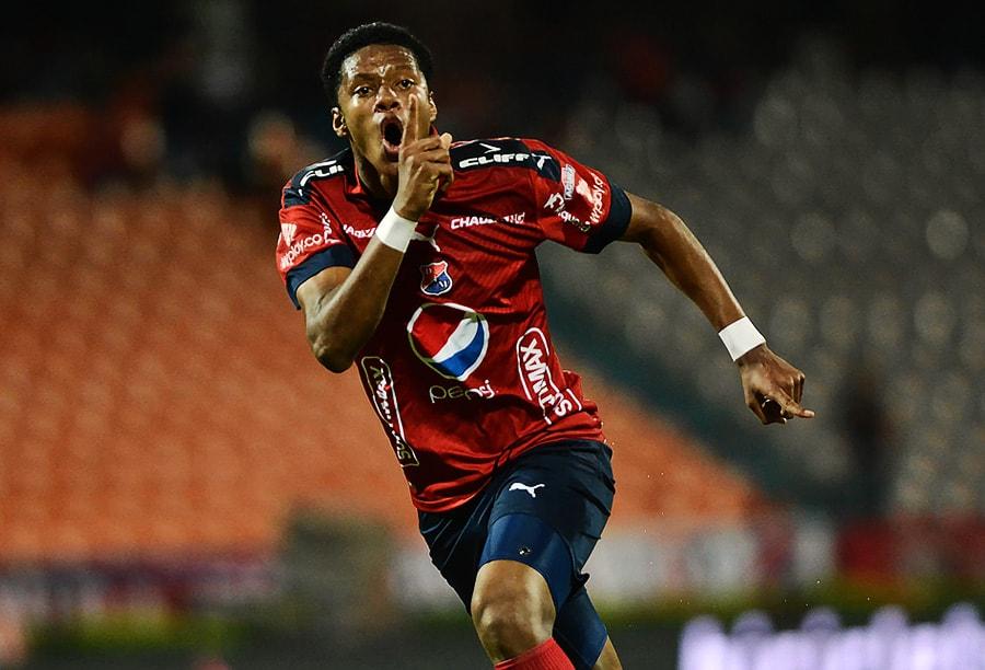 Yairo Moreno DIM 1-0 Deportivo Pasto