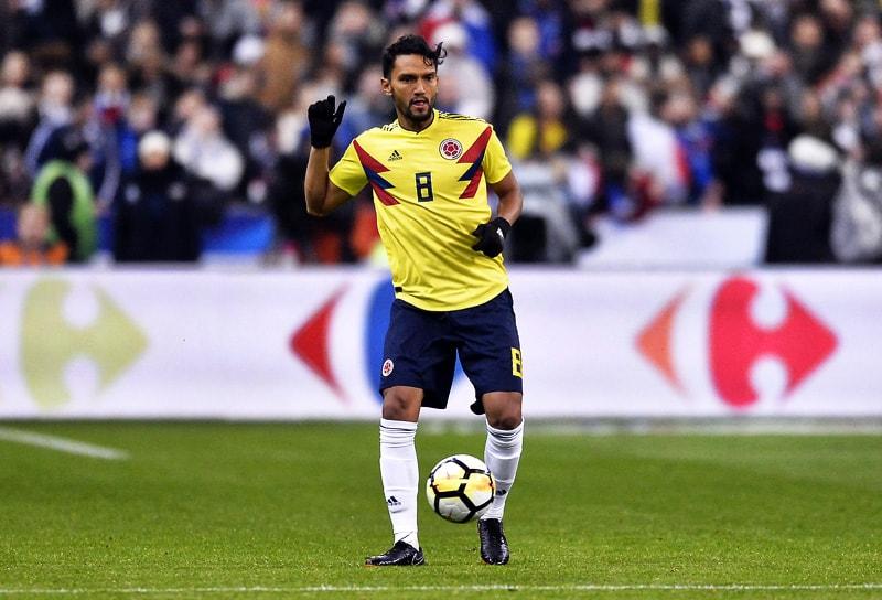 Abel Aguilar Selección Colombia
