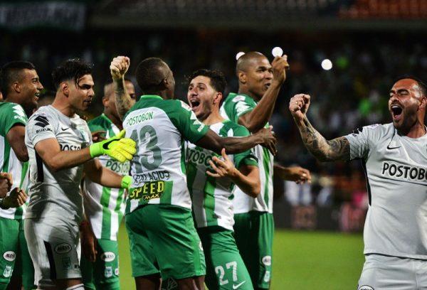 Atlético Nacional 0-0 Atlético Huila Liga Águila 2018-1 (semifinal)