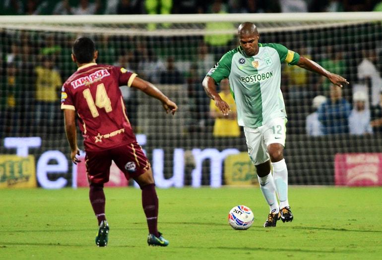 Atlético Nacional 2-1 Deportes Tolima Liga Águila 2017-2