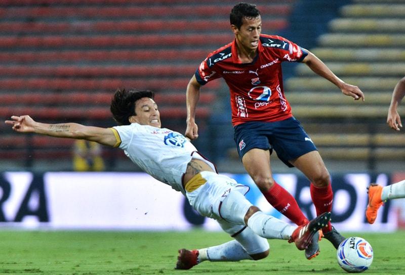 DIM – Deportes Tolima Liga Águila 2018-I