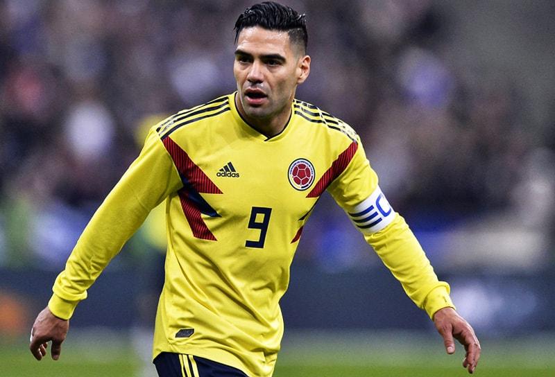 Falcao García Selección Colombia Futbolete