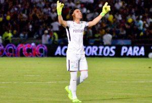 Fernando Monetti Atlético Nacional Liga Águila 2018-1