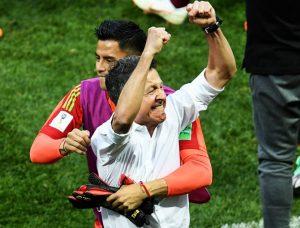 Juan Carlos Osorio, Selección de México