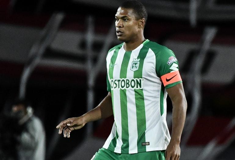 Alexis Henríquez Atlético Nacional Liga Águila 2018-II