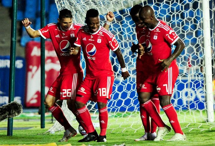 Brayan Angulo América 1-0 Itagüí-Leones