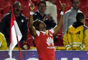 Carlos Henao Santa Fe 1-0 Rampla Juniors Copa Sudamericana 2018