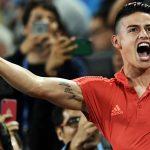 James Rodríguez Colombia-Inglaterra Copa del Mundo Rusia-2018