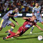 Jorge Segura Tolima-Medellín Liga Águila 2018-I