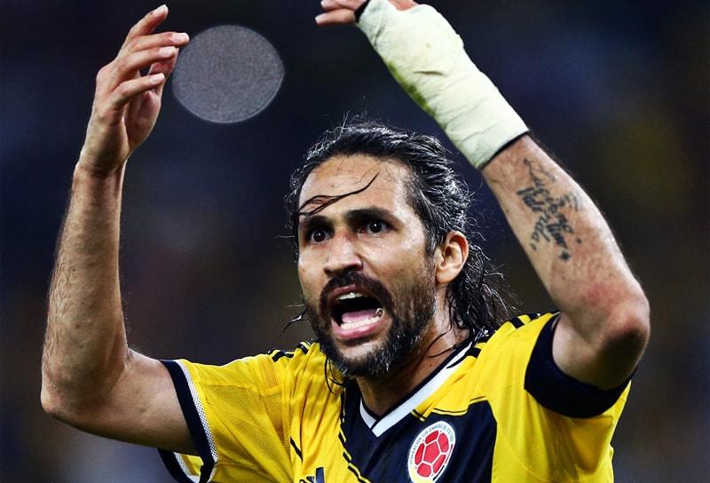 Mario Alberto Yepes Selección Colombia